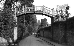 Shere, The Bridge 1911