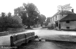 Shere, The Bridge 1913