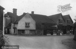 Shere, The Stores 1913