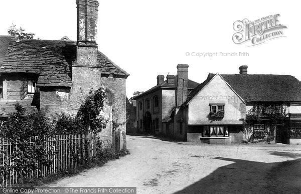 Shere, The Village 1902
