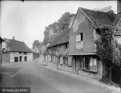 Shere, The Village 1927