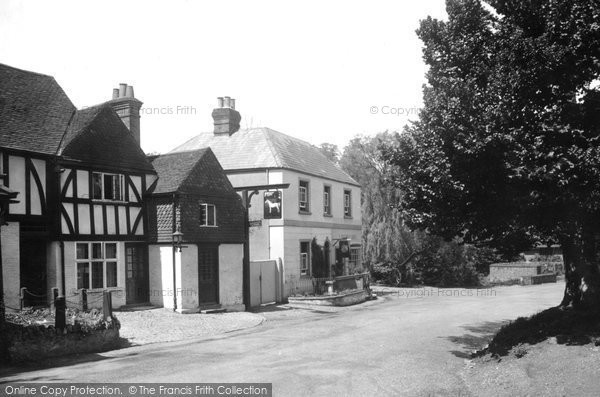 Photo of Shere, The Village 1938