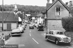 Shere, The Village c.1960