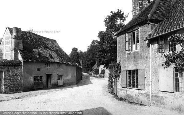 Photo of Shere, Upper Street 1903
