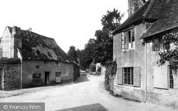 Shere, Upper Street 1903