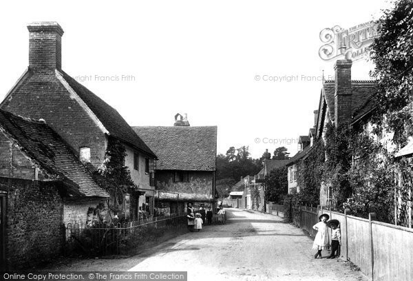 Photo of Shere, Upper Street 1903