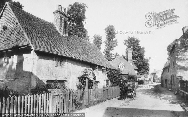 Photo of Shere, Upper Street 1904