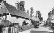 Shere, Upper Street 1904
