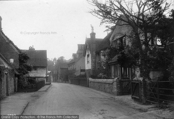 Photo of Shere, Upper Street 1913