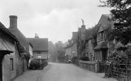 Shere, Upper Street 1928