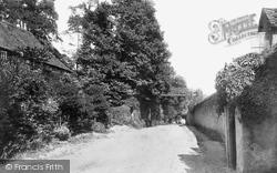 Shere, Village 1902
