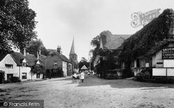 Shere, Village 1903