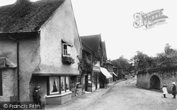Shere, Village 1904