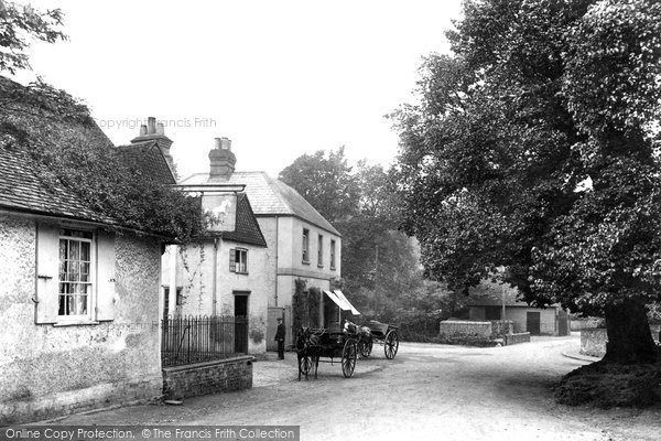 Photo of Shere, Village 1907