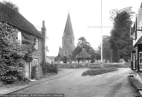 Photo of Shere, Village 1917