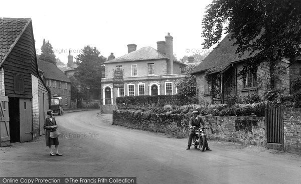 Photo of Shere, Village 1928