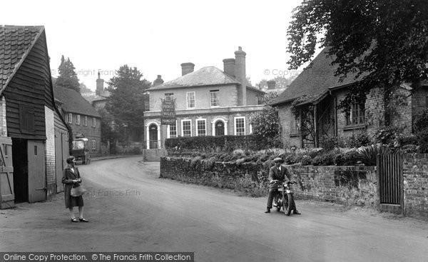 Photo of Shere, Village 1928, ref. 80860