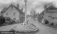 Shere, Village And War Memorial 1924