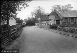 Shere, Village Hall 1924