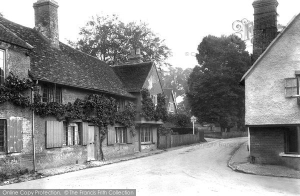 Photo of Shere, Vine Cottage 1913