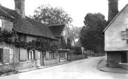 Shere, Vine Cottage 1913