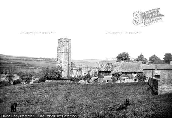Sherford, Church 1890