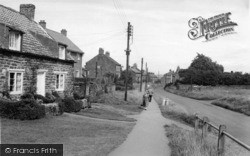 Sheriff Hutton, East End c.1960