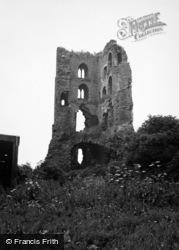 Sheriff Hutton, The Castle 1951
