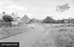 Sheriff Hutton, The Village c.1955