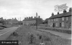 The Village c.1960, Sheriff Hutton