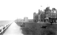 Sheringham, Grand Hotel 1901