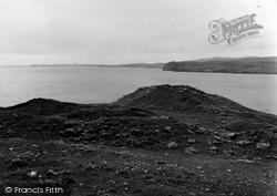 Shetland, Broch Of Burland 1954, Shetland Islands
