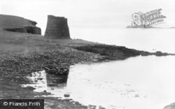 Shetland, Burgataing And The Broch Of Mousa c.1939