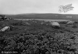 Shetland, Burraland Broch 1954, Shetland Islands