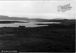 Shetland, Burravoe Broch 1954, Shetland Islands