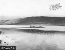 Shetland, Castle Holm, Loch Strom 1954