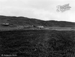 Shetland, Clickhimin Broch 1954, Shetland Islands
