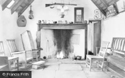 Shetland, Croft House But-End, South Voe, Dunrossness c.1910