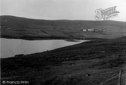 Shetland, East Burra Firth 1954, Shetland Islands