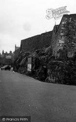 Shetland, Fort Charlotte 1954, Shetland Islands