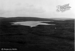 Shetland, Loch Of Burraland 1954, Shetland Islands