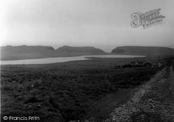 Shetland, Loch Of Watsness Broch 1954, Shetland Islands
