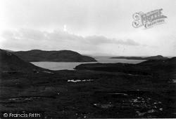 Shetland, Mangester Voe 1954, Shetland Islands