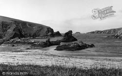 Shetland, Muckle Sound, Spiggie 1954, Shetland Islands