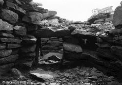 Shetland, Ness Of Burgi Fort c.1955