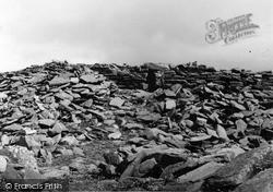 Shetland, Ness Of Burgi Fort Entrance 1954, Shetland Islands