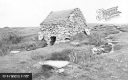 Shetland, Water Mill, South Voe, Dunrossness c.1910