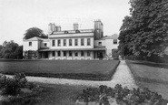 Shifnal, Haughton Hall 1899