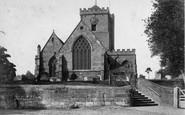 Shifnal, St Andrew's Church 1900