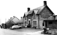 Shilbottle, the Farriers Arms c1955